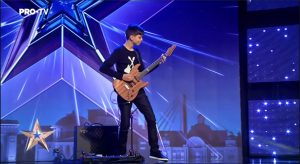 Kid Guitarist Melts Faces With Jimi Hendrix Cover In Romania's Got Talent 2019