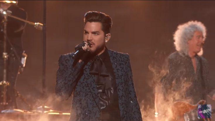 Why Adam Lambert Gets Nervous Singing Freddie Mercury Songs | I Love Classic Rock Videos