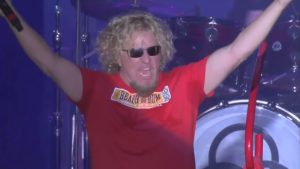 Sammy Hagar Just Dropped The Bomb On David Lee Roth