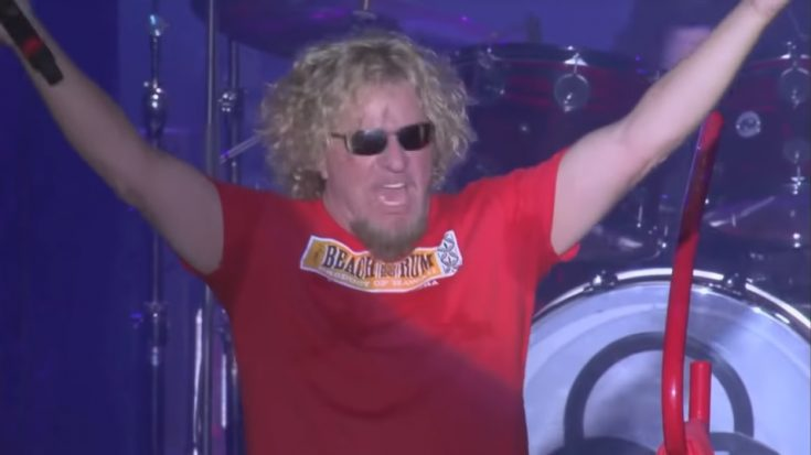 Sammy Hagar Just Dropped The Bomb On David Lee Roth | I Love Classic Rock Videos