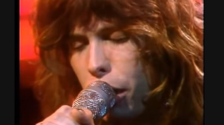 This 1977 Performance Of Aerosmith's Mama Kin Is Just Perfect | I Love Classic Rock Videos