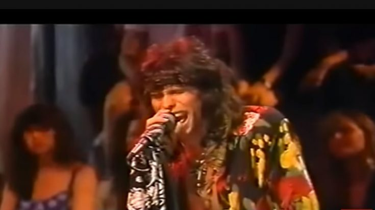 Aerosmith Makes A Memorable Performance In MTV Unplugged | I Love Classic Rock Videos