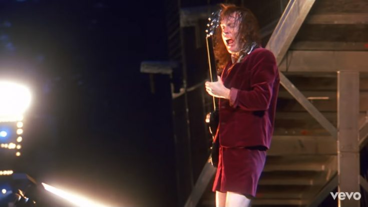 Angus Young's Guitar Solos | I Love Classic Rock Videos