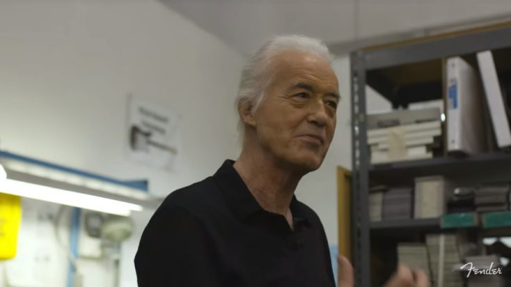 Jimmy Page Revisit How A Gift From Jeff Beck Powered Led Zeppelin | I Love Classic Rock Videos
