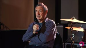 Nick Mason A Prog God at the 2019 Progressive Music Awards.