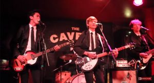 Watch This Beatles Tribute Band Play In The Cavern For Beatle-Week Festival!