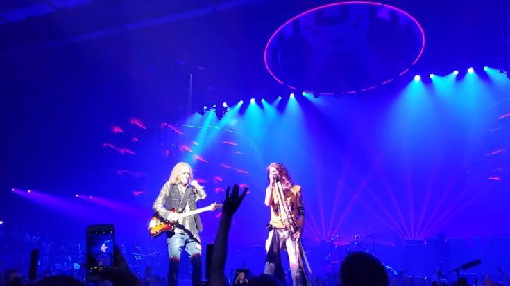 Steven Tyler Loses Voice – Cancels Las Vegas Show | I Love Classic Rock Videos
