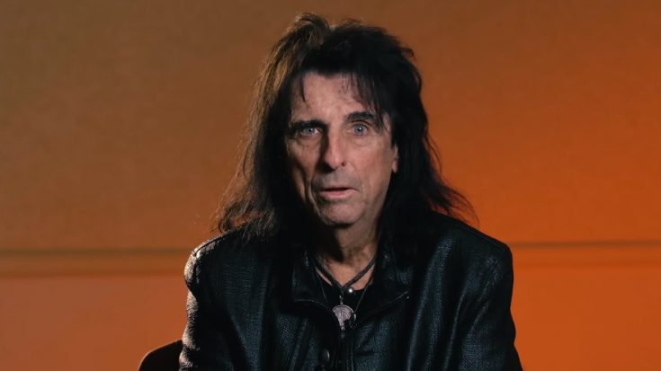"Alice Cooper Covered Bob Seger's ""East Side Story"" – Listen Here 