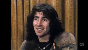 Watch An Early Bon Scott Interview London 1977