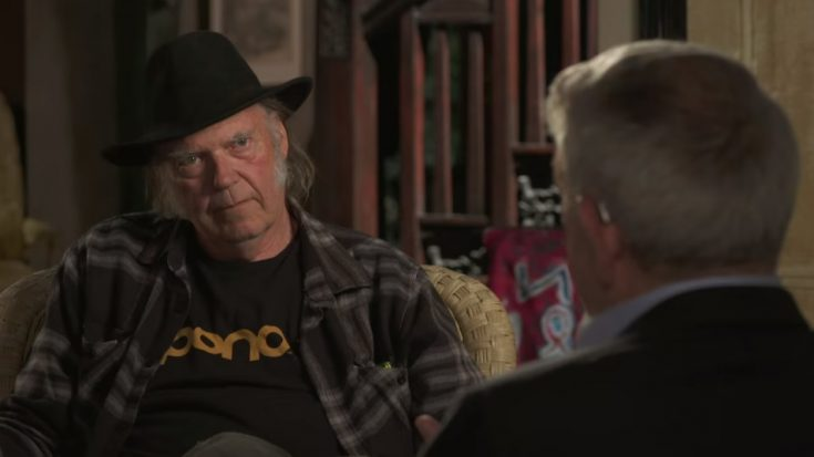The Life Story Of Neil Young | I Love Classic Rock Videos