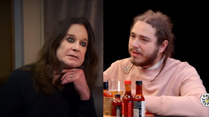 What?! People Think Ozzy Osbourne Was Dicovered By Post Malone | I Love Classic Rock Videos