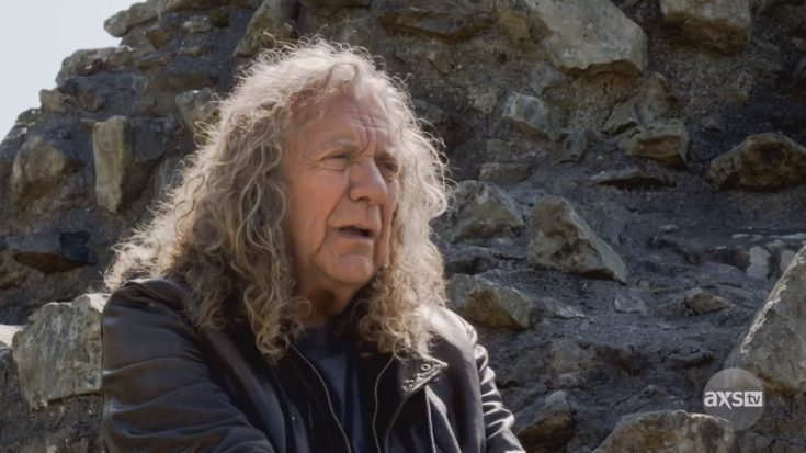 Watch AC/DC's Brian Johnson Talk To Robert Plant About Led Zeppelin | I Love Classic Rock Videos