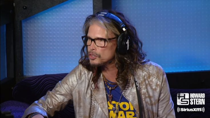 Steven Tyler Recalls Meeting His Future Aerosmith Bandmate at Woodstock | I Love Classic Rock Videos