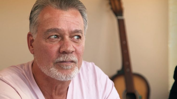 Eddie Van Halen Quietly Going To Germany To Treat Throat Cancer | I Love Classic Rock Videos
