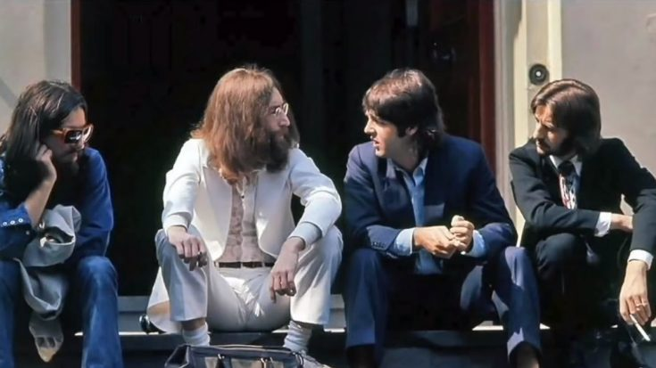 The Beatles top the charts again with Abbey Road | I Love Classic Rock Videos