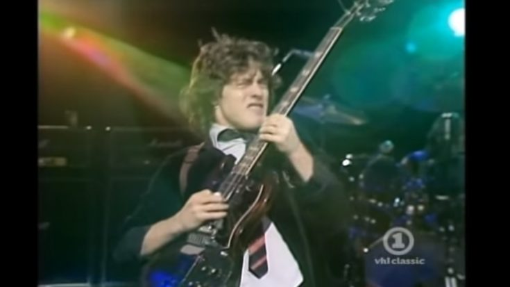 The Events Of AC/DC's Invasion In The UK | I Love Classic Rock Videos