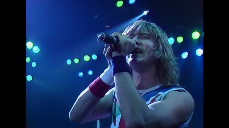 """On Through The Night"" Live Album By Def Leppard To Be Released 