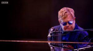 "Elton John Once Rewrote ""Imagine"" Just To Tease John Lennon"