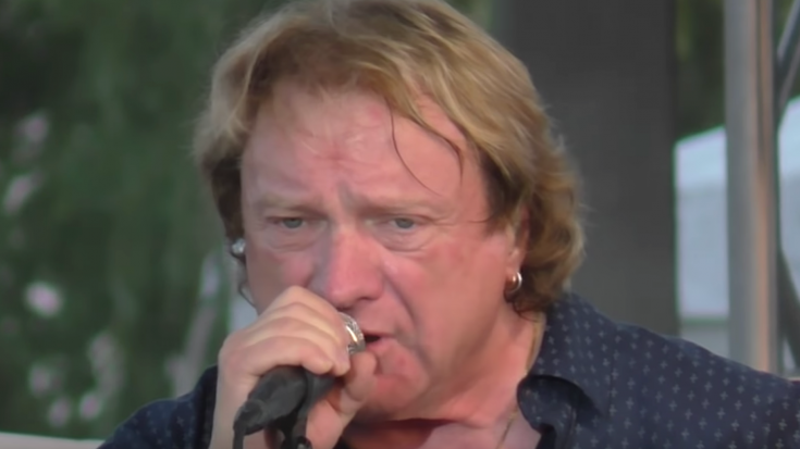 Lou Gramm Out Of Foreigner Tour- Due To Illness | I Love Classic Rock Videos