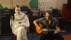 """Watch Puddles The Clown Cover """"Crazy Train"""""""