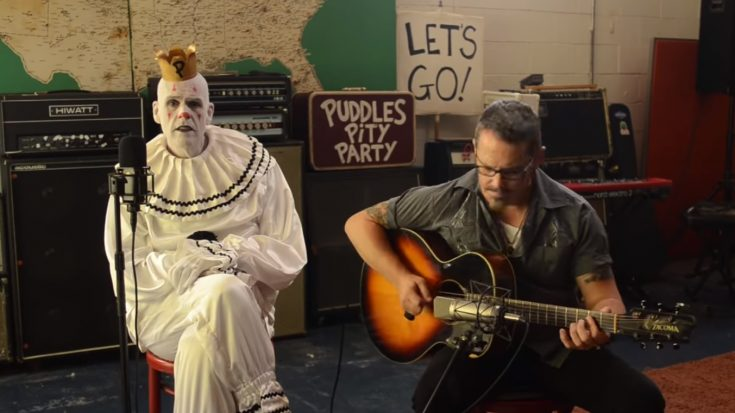 "Watch Puddles The Clown Cover ""Crazy Train"" 