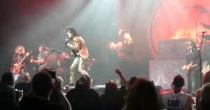 Original Alice Cooper Band Line-up To Be Featured In New Alice Cooper Album