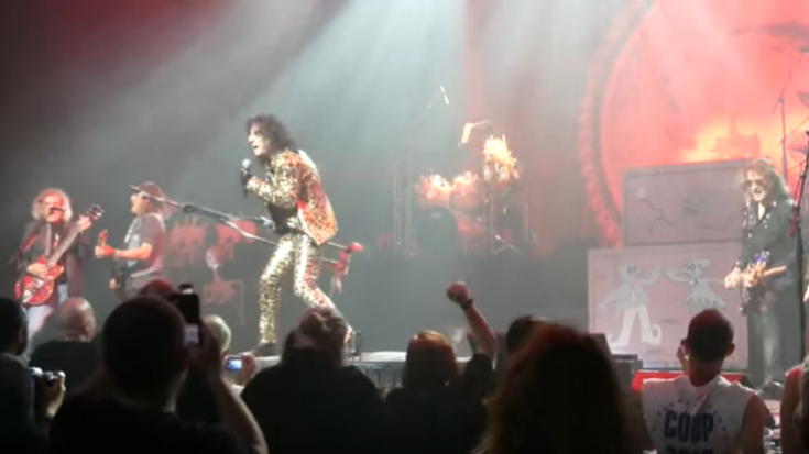 Original Alice Cooper Band Line-up To Be Featured In New Alice Cooper Album | I Love Classic Rock Videos