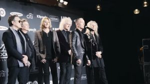 Watch Def Leppard Review Their 2019 Journey