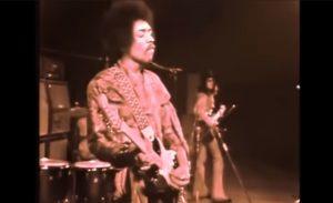 The Last Live Performance Of Jimi Hendrix