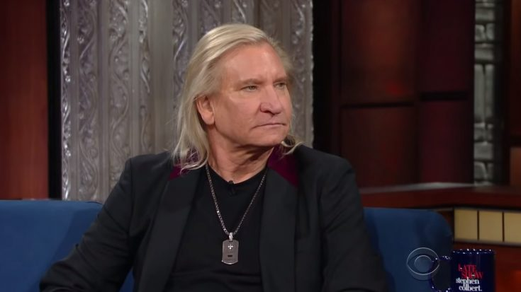 """Watch Brian Johnson And Joe Walsh Relive """"Rocky Mountain Way"""" 