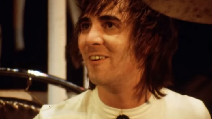 1975's The Who US Tour: Keith Moon And The Ladies   I Love Classic Rock Videos