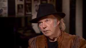 Neil Young's American Citizenship Blocked