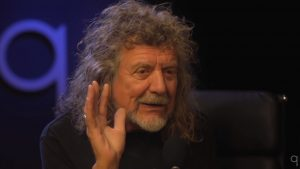 "Listen To Robert Plant Revisit His Album ""Band Of Joy"""