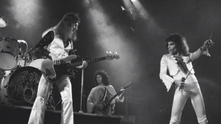 Relive The First-Ever Live Performance Of Bohemian Rhapsody In Liverpool, 1975 | I Love Classic Rock Videos