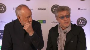 The Who Have Been Inducted Into The Music Walk Of Fame of London