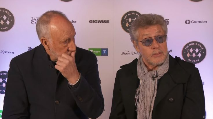 The Who Have Been Inducted Into The Music Walk Of Fame of London | I Love Classic Rock Videos