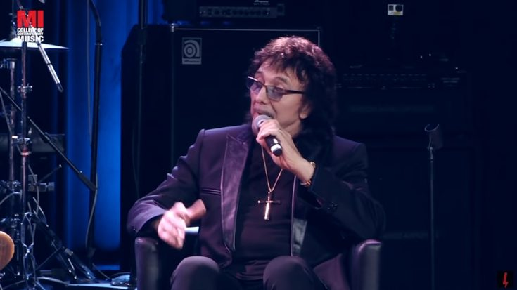 Tony Iommi Nominated For 2020 Grammy Awards | I Love Classic Rock Videos