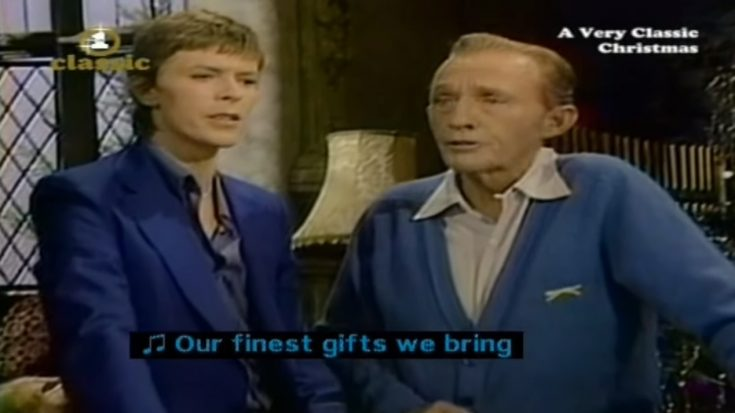 Relive David Bowie & Bing Crosby's Little Drummer Boy | I Love Classic Rock Videos
