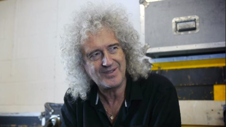 Queen's Brian May Underwent Leg Surgery | I Love Classic Rock Videos