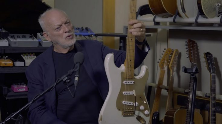 David Gilmour Recalls Pink Floyd's First Tour Without Roger Waters | I Love Classic Rock Videos