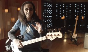 Geddy Lee's Favorite Bass Songs