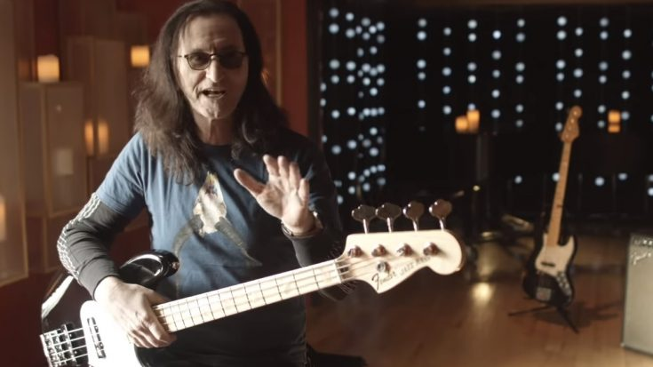 Geddy Lee's Favorite Bass Songs | I Love Classic Rock Videos