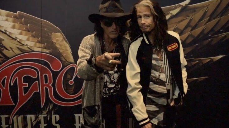 Watch Aerosmith's 2019 Recap | I Love Classic Rock Videos