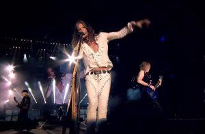 Watch Aerosmith Reunite With Run D.M.C For Grammy Performance