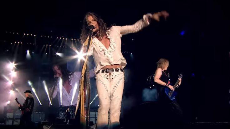Watch Aerosmith Reunite With Run D.M.C For Grammy Performance | I Love Classic Rock Videos