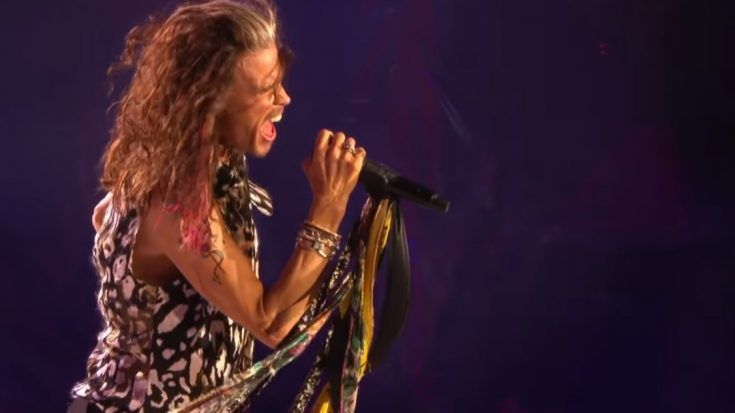 Aerosmith 50th-Anniversary Concert Will Be At Fenway Park | I Love Classic Rock Videos