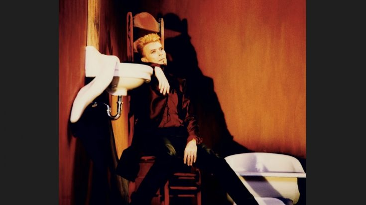 "David Bowie Team Streams Previously Unreleased Version Of ""The Man Who Sold The World"" 