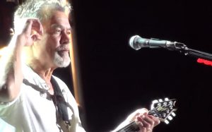 David Lee Roth Reports Eddie Van Halen Is Not Doing Well