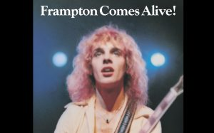 """Frampton Comes Alive!"" Inducted To 2020 Grammy Awards Hall Of Fame"