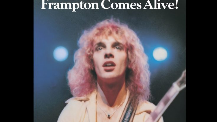 """Frampton Comes Alive!"" Inducted To 2020 Grammy Awards Hall Of Fame 